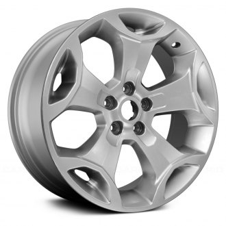 "Replace® - 19"" Remanufactured 5 Y Spokes All Painted Silver Factory Alloy Wheel"