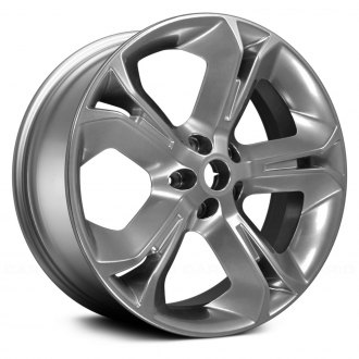 "Replace® - 20"" Remanufactured 5 Split Spokes Factory Alloy Wheel"
