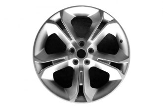 "Replace® - 20"" Remanufactured 5-Split-Spoke Factory Alloy Wheel"