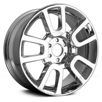 "Replace® - 22"" Remanufactured 5 Double Spokes Factory Alloy Wheel"