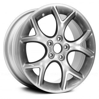 "Replace® - 17"" Remanufactured 5 Split Spokes Factory Alloy Wheel"