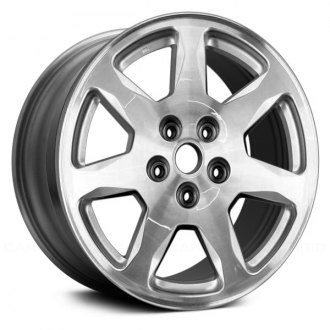 "Replace® - 17"" Remanufactured 7 Spokes Standard Finish Factory Alloy Wheel"