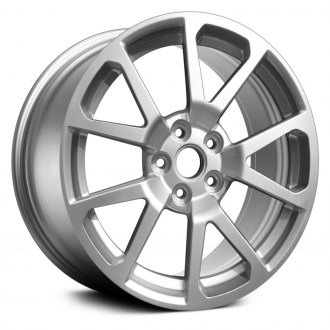"Replace® - 19"" Remanufactured 5 Double Spokes Factory Alloy Wheel"