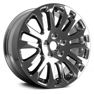"Replace® - 18"" Remanufactured 14 Spokes Factory Alloy Wheel"