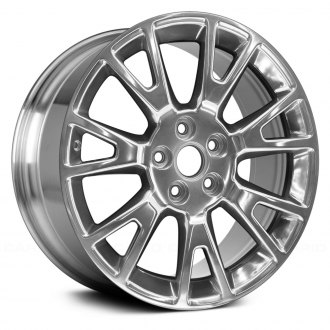 "Replace® - 19"" Remanufactured 7 Y Spokes Bright Polished Factory Alloy Wheel"