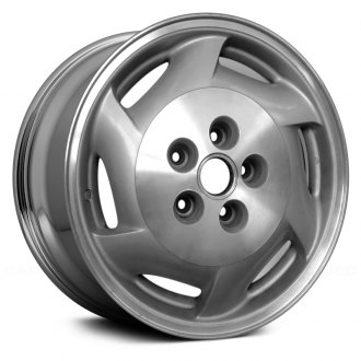 "Replace® - 16"" Remanufactured 6 Slots Factory Alloy Wheel"