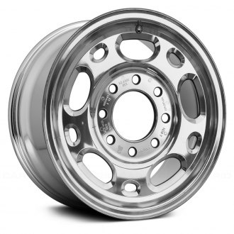 "Replace® - 16"" Remanufactured 10 Holes Factory Alloy Wheel"