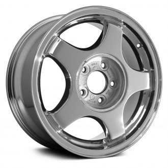 "Replace® - 16"" Remanufactured 5 Slots Factory Alloy Wheel"