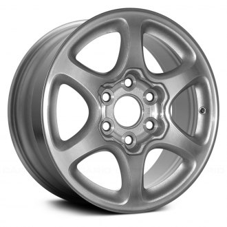 "Replace® - 17"" Remanufactured 6 Spokes Factory Alloy Wheel"