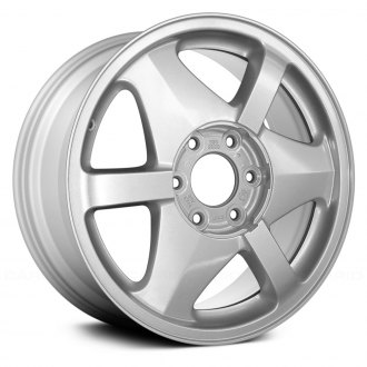2003 gmc envoy replacement factory wheels rims. Black Bedroom Furniture Sets. Home Design Ideas