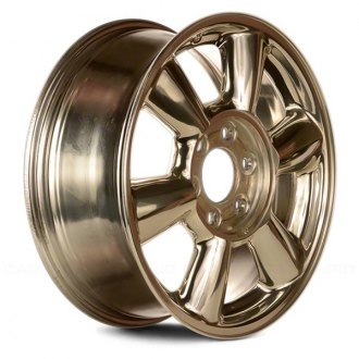 "Replace® - 17"" Remanufactured 6 Round Spokes Factory Alloy Wheel"
