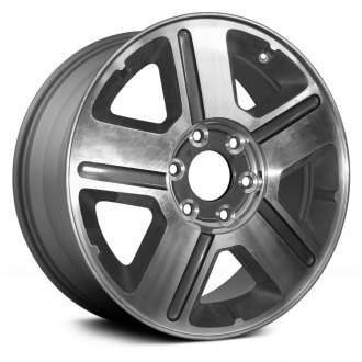 2004 chevy trailblazer replacement factory wheels rims. Black Bedroom Furniture Sets. Home Design Ideas