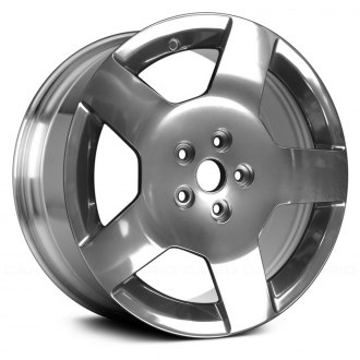 "Replace® - 17"" Remanufactured Factory Alloy Wheel"