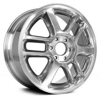 "Replace® - 18"" Remanufactured 9 Spokes Factory Alloy Wheel"