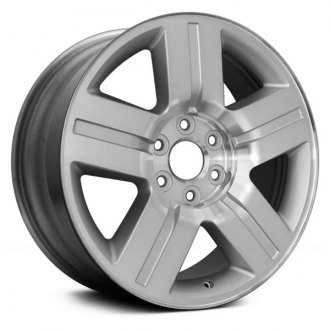 "Replace® - 20"" Remanufactured 5 Spokes Standard Finish Factory Alloy Wheel"