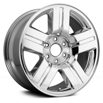 "Replace® - 20"" Remanufactured 5-Spoke Factory Alloy Wheel"