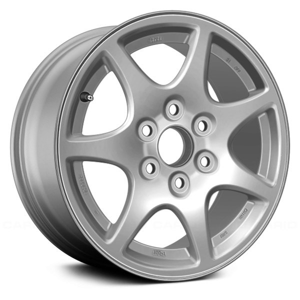 "Replace® - 17"" Remanufactured 7 Spokes Silver Factory Alloy Wheel"