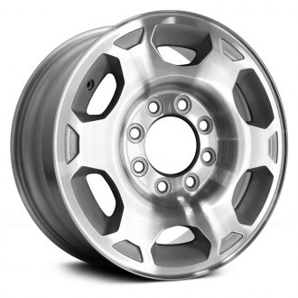 "Replace® - 17"" Remanufactured 6 Spokes Standard Finish Factory Alloy Wheel"