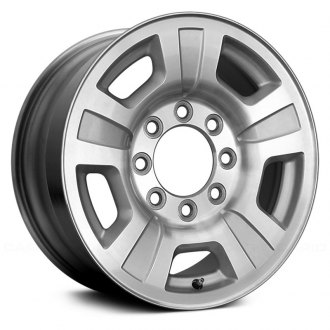 "Replace® - 17"" 5 Spokes Standard Finish Factory Replica Alloy Wheel"