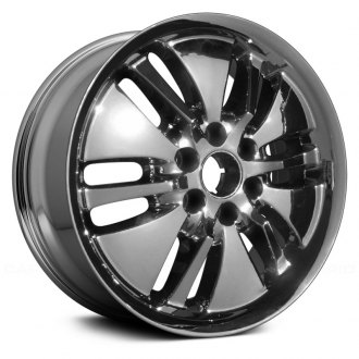 "Replace® - 20"" Remanufactured 12 Alternating Spokes Chrome Factory Alloy Wheel"