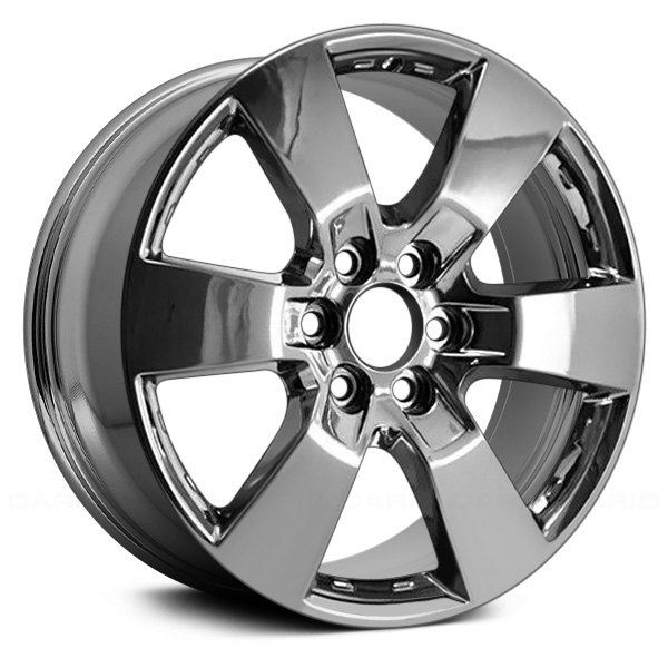 replace chevy traverse 2013 20 remanufactured 6 spokes. Black Bedroom Furniture Sets. Home Design Ideas