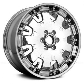 "Replace® - 22"" Remanufactured 9-Spoke Factory Alloy Wheel"