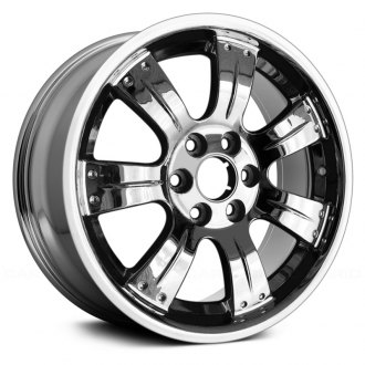 "Replace® - 20"" Remanufactured 7 Spokes Chrome Factory Alloy Wheel"
