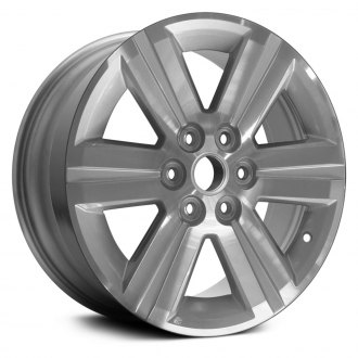 2013 Chevy Traverse Replacement Factory Wheels & Rims ...