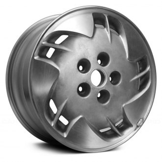 "Replace® - 16"" Remanufactured 10 Holes Standard Finish Factory Alloy Wheel"