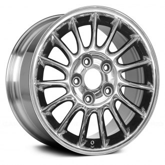 "Replace® - 16"" Remanufactured 15 Spokes Factory Alloy Wheel"