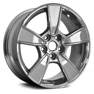 2009 pontiac g8 replacement factory wheels rims. Black Bedroom Furniture Sets. Home Design Ideas
