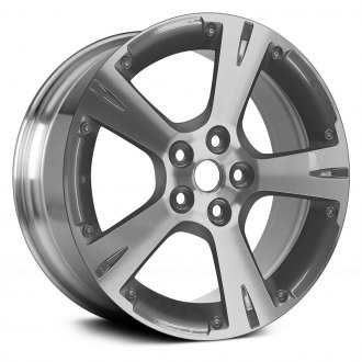 2009 pontiac vibe replacement factory wheels rims. Black Bedroom Furniture Sets. Home Design Ideas