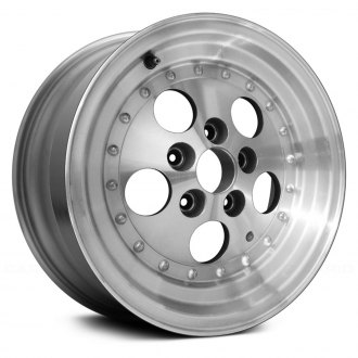 "Replace® - 15"" Remanufactured 5 Holes Standard Finish Factory Alloy Wheel"