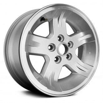 "Replace® - 15"" Remanufactured 5 Spokes Factory Alloy Wheel"