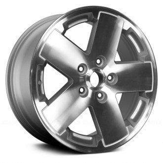 "Replace® - 18"" Remanufactured 5 Flat Spokes Factory Alloy Wheel"
