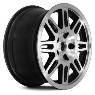 "Replace® - 17"" Remanufactured 8 Split Spokes Factory Alloy Wheel"