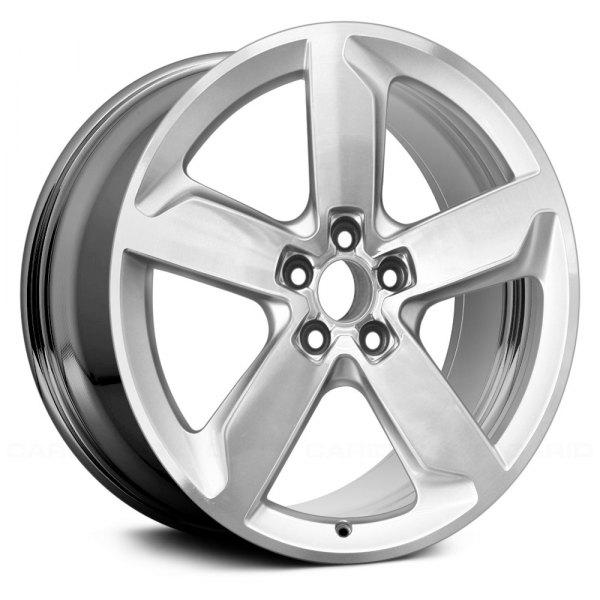 "Audi Q5 2009-2012 19"" Remanufactured 5 Spokes"