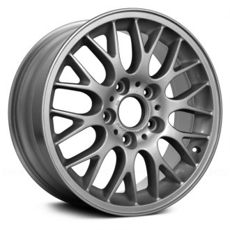 "Replace® - 16"" Remanufactured Forked Spokes Factory Alloy Wheel"