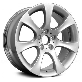 "Replace® - 18"" Remanufactured 7 Flared Spokes Factory Alloy Wheel"