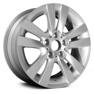 "Replace® - 17"" Remanufactured 10 Spokes Factory Alloy Wheel"