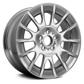 "Replace® - 18"" Remanufactured 7 Y Spokes Aftermarket Chrome Factory Alloy Wheel"