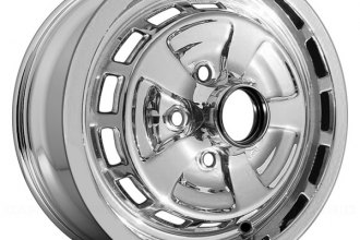 "Replace® - 15"" Remanufactured Aftermarket Chrome Factory Alloy Wheel"