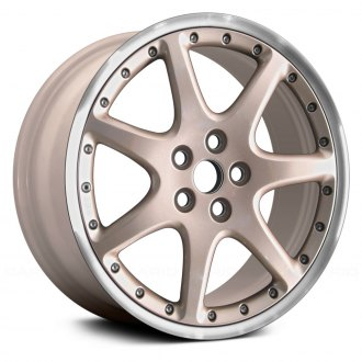 "Replace® - 18"" Remanufactured 7 Spokes Factory Alloy Wheel"