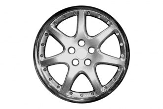 "Replace® - 18"" Remanufactured 7-Spoke Champagne Factory Alloy Wheel"