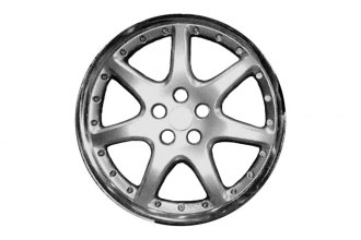 "Replace® - 18"" Remanufactured 7-Spoke Hyper Silver Factory Alloy Wheel"