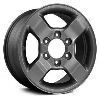 2004 nissan xterra replacement factory wheels rims. Black Bedroom Furniture Sets. Home Design Ideas