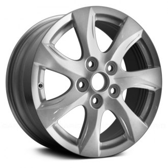2010 mazda 3 replacement factory wheels rims. Black Bedroom Furniture Sets. Home Design Ideas
