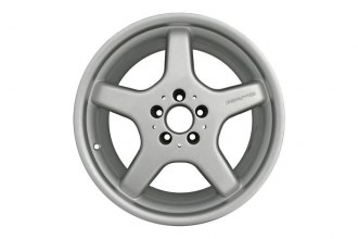 "Replace® - 18"" Remanufactured Front 5-Spoke Factory Alloy Wheel"