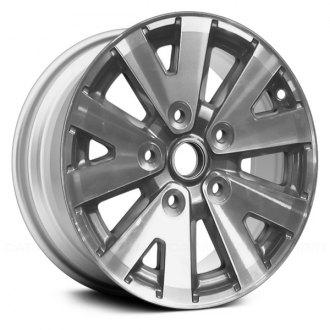 2007 Mitsubishi Raider Replacement Factory Wheels & Rims - CARiD.com