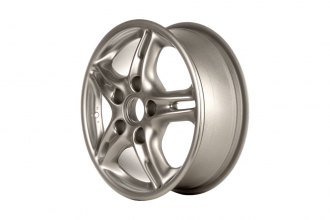 "Replace® - 16"" Remanufactured 5-Spoke All Painted Silver Factory Alloy Wheel"
